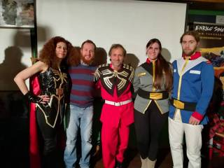 Comix Pub Gundam Night Fotogallery
