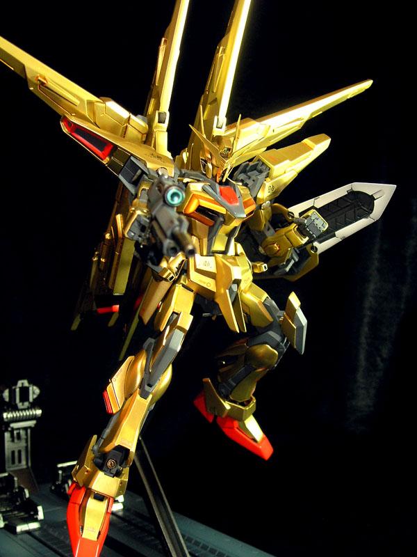 2007年作品 1:100 Gundam Seed Destiny Akatsuki 曉高達 | Gundamplus 勇Sir 模型教室