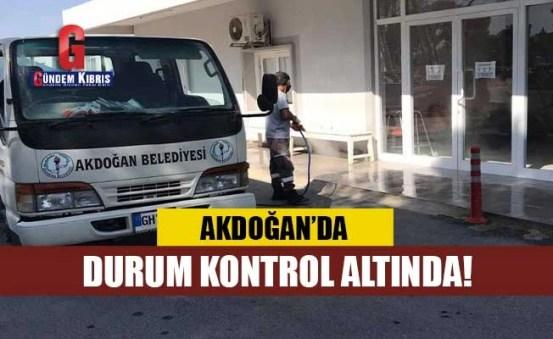 Η κατάσταση στο Akdoğan είναι υπό έλεγχο!