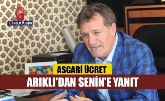 Απάντηση από το Arıklı σε εσάς
