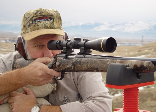 Some shooters are under the mistaken impression that their rifles shoot better at long range than they do at closer range. This simply is not, can not be true.