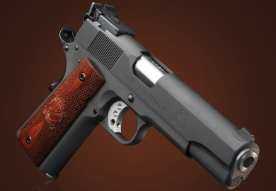 Handgun Review Springfield Armory 9mm 1911 Range Officer