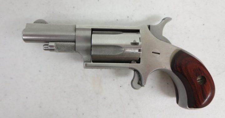Used North American Arms Mini-Revolver  22LR $195 – GunGrove com