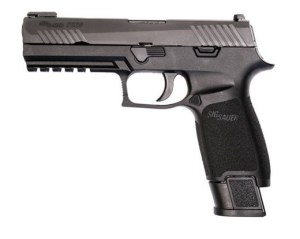 New Sig Sauer P320 Full Size Tacops 9mm $649