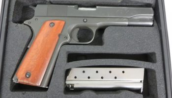 Used Rock Island Armory 1911-A1 Tactical 22TCM/9mm $675