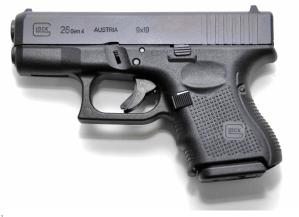 New Glock 26 Gen 4 9mm $549
