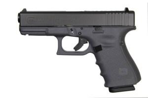 New Glock 23 Gen 4 .40 S&W Gray $549