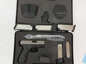 On Consignment:  Springfield XD MOD.2 .40 S&W w/ case, holster and 5 extra magazines $550