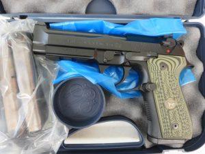 On Consignment:  Un-Fired Wilson Combat Beretta 92 Brigadier Tactical 9mm $1295