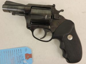 Used Charter Arms .357 Mag