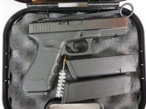 On Consignment:  Glock 22 .40 S&W w/ case and 2 extra magazines  $450