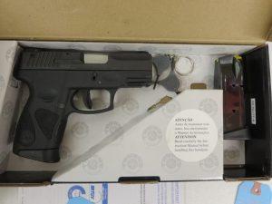 Used Taurus PT-111 G2 9mm w/ extra magazine and box $245