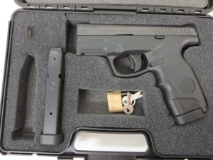 Used Steyr C9-A1 9mm w/ extra magazine and case $475