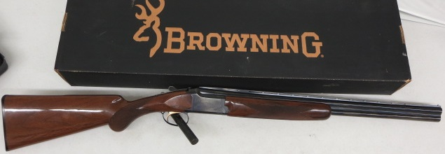 Used Browning Citori Lightning 20 gauge w/ box $1595