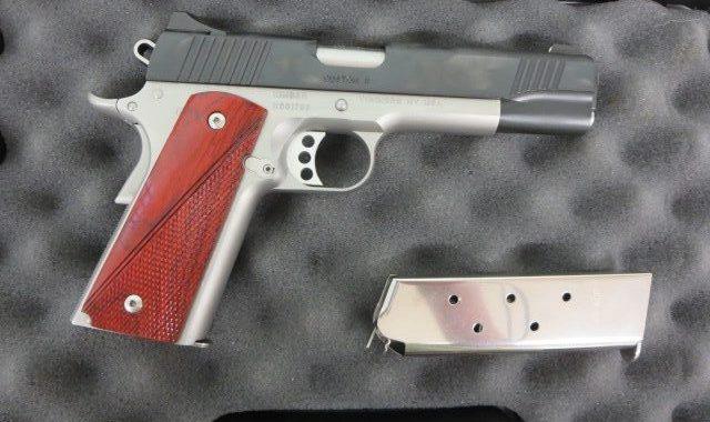 Used Kimber Custom II 1911  45 acp $650 – GunGrove com