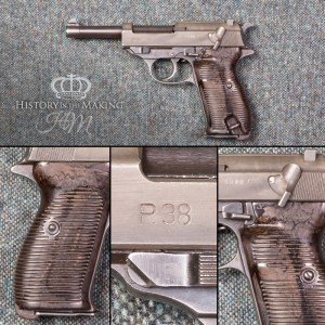 Live Firing Pistols and Revolvers for Hire