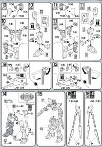 Full Kit Review HG 1/144 ZGMF-X20A Strike Freedom Gundam