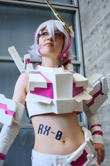 Sad Animation Wallpaper Unicorn Gundam Cosplayers Images Collection No 14 Various