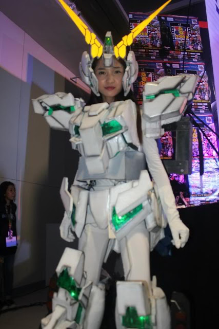 Ms Girl Wallpaper Unicorn Gundam Cosplayers Images Collection No 14 Various
