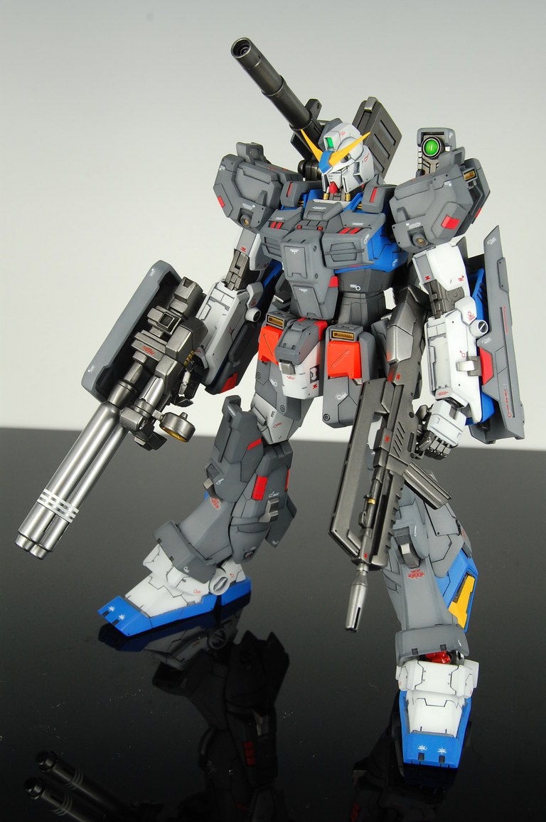 Ghost Anime Girl Wallpaper Kings Toyland 1 100 Mg Conversion Kit From Rx 78 2 O Y W