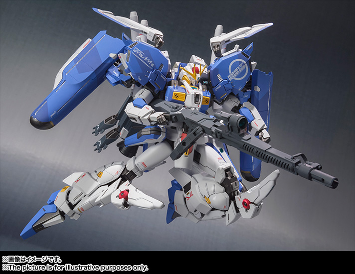 METAL ROBOT魂 (Ka signature) SIDE MS MSA-0011 (Ext) Ex-S GUNDAM: JUST ADDED NEW OFFICIAL IMAGES! Price released! | GUNJAP