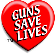 Las armas salvan vidas