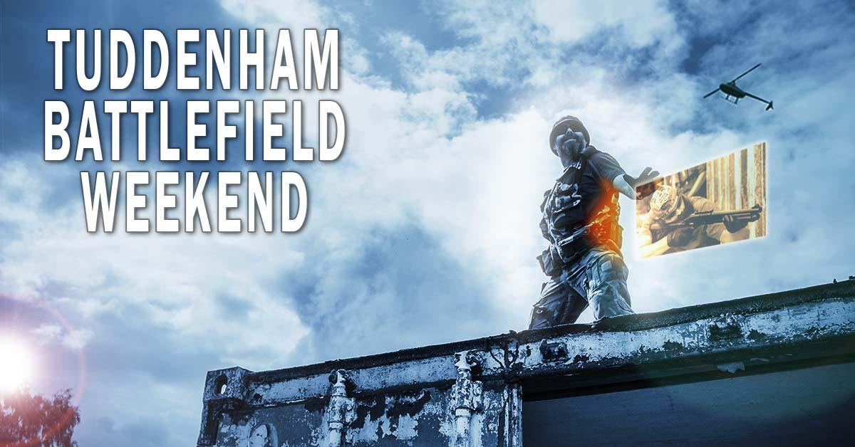 Tuddenham Battlefield