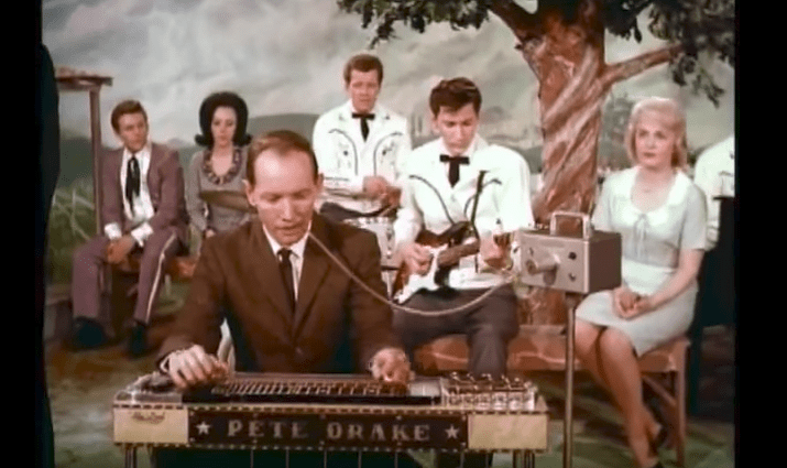 "Pete Drake & his talking steel guitar - ""Forever"""