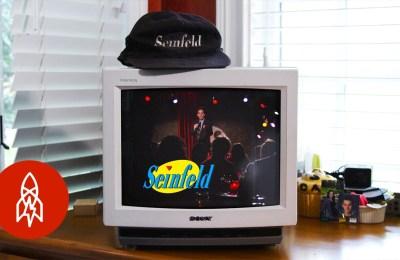 How Seinfeld's theme was written (improvised)