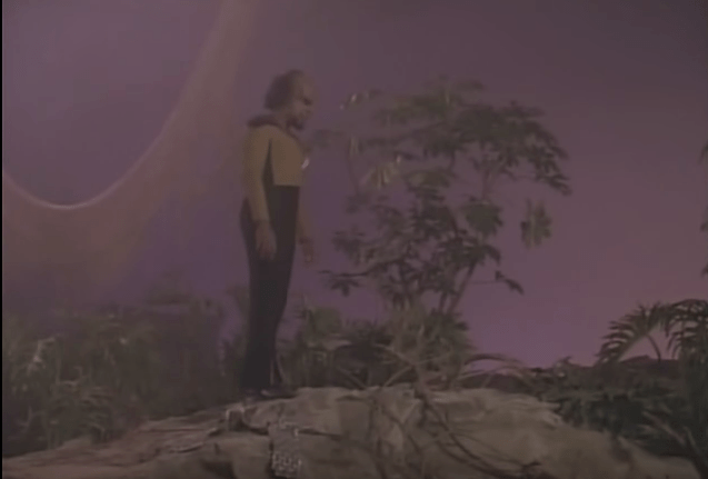 Worf gets DENIED again and again on Star Trek TNG