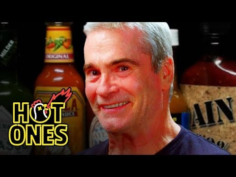 Henry Rollins Channels His Anger at Spicy Wings