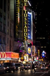 Madame Tussauds at Times Square