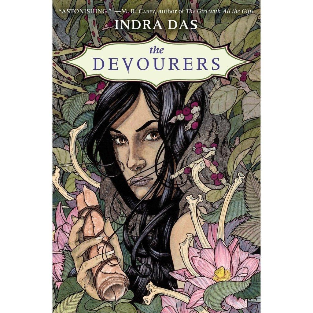 The Devourers Cover
