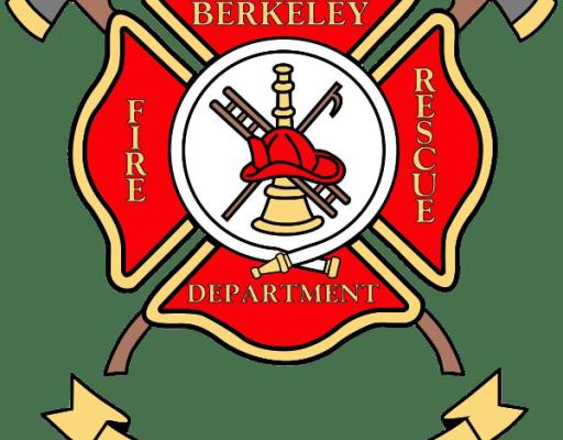 Berkeley Fire Department Logo