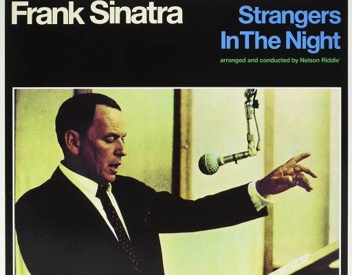 Strangers in the Night Album Cover