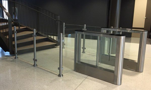 Custom Glass Partitions