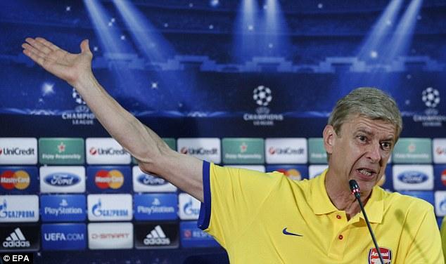 Arsene Wenger 20
