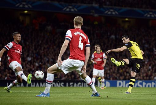 Punished by Dortmund