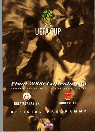 UEFA Cup Final 2000