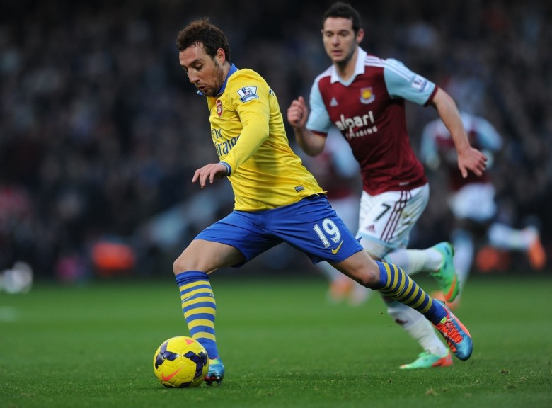 Santi back to his best