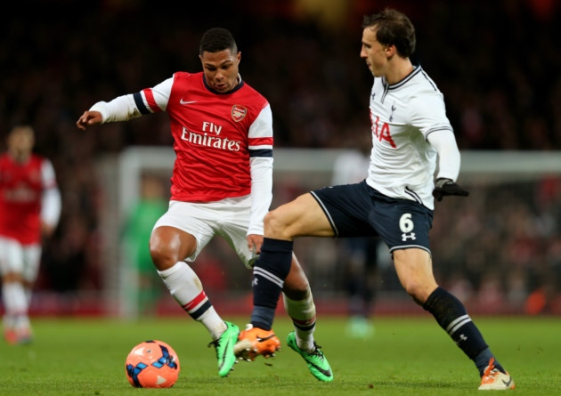 Serge Gnabry the star of the show