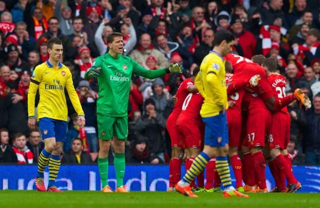 Liverpool 5-1