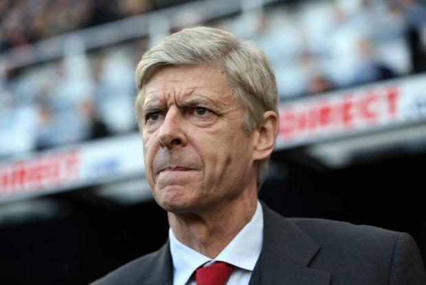 Wenger signed a new three-year deal in the summer