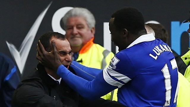 Everton 3-0 03 Lukaku Martinez