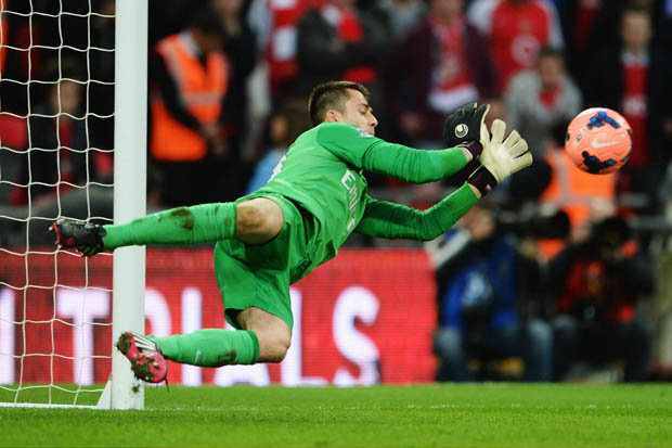 Fab sent fans crazy with 2 successive saves