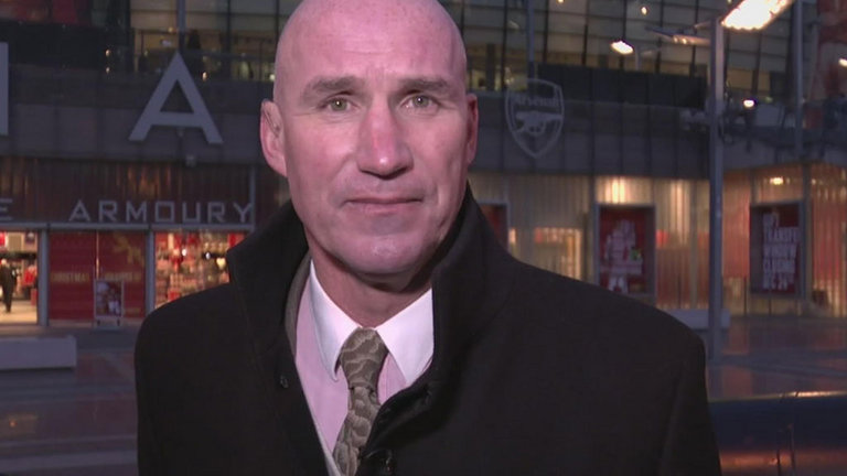 Talksport's Guru of Arsenal - Robson!!