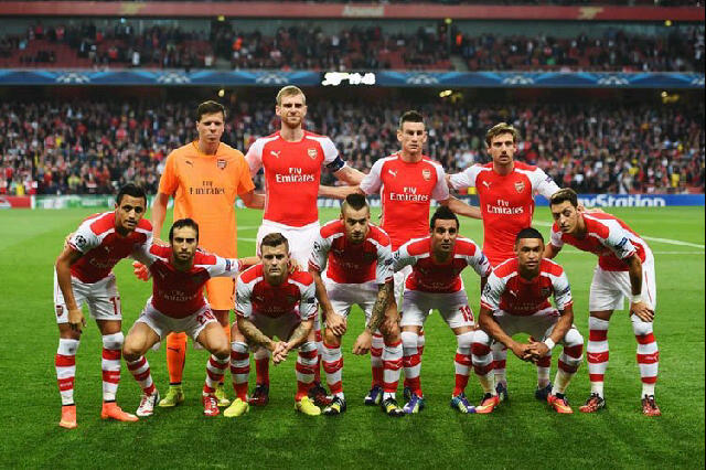 Arsenal can have a unique modern attacking identity.