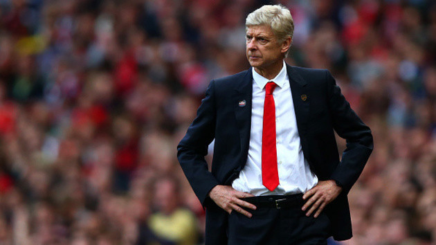 Wenger needs to buy in January - but don't hold your breath