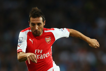 Versatile Santi has impressed in a deeper central midfield role.