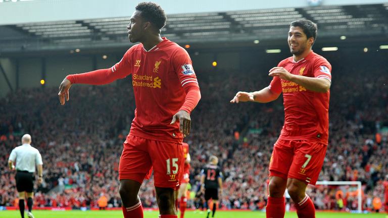 No more SAS and the strikers at LFC ain't dancing